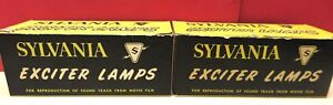 20 Sylvania Exciter Sound Reducer Lamps bulbs Bak 75a t5 scp 1 75a 4v Projector