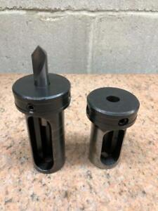 2 Rovi Global Cnc Lathe Tool Holder Bushings 86 43z 1 2 Pk 86 43zs 1 2