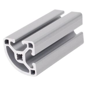 80 20 T slot Lite Smooth Aluminum Extrusion 15 Series 1517 ls X 96 5 N