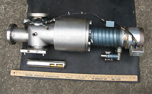 Mdc Hp Mass Spectrometer Ion Trap Chamber W E04 Edwards Vacuum Diffusion Pump