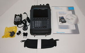 Rohde Schwarz Pr100 Portable Receiver 9 Khz To 7 5 Ghz All Options Installed