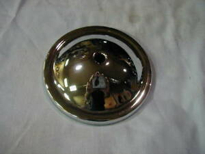 Flathead Ford Mercury 59ab 8ba 8cm Engine Chrome Oil Filter Cover Hot Rat Rod