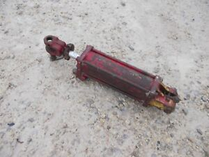 Farmall Tractor Plow Disk Implement Hydraulic Lift Cylinder W Pin