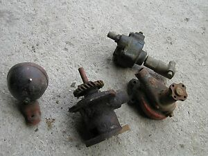 Allis Chalmers Wd45 Tractor Ac Water Pump Distributor Drive Pto Pump