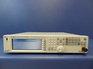 Keysight agilent N5183a 20ghz Mxg Analog Signal Generator With Options