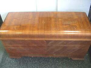 Antique Lane Cedar Chest 482066 48 L With Lock Removed Used Nice Condition