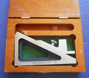 Brown Sharpe No 625 Planer Shaper Gage
