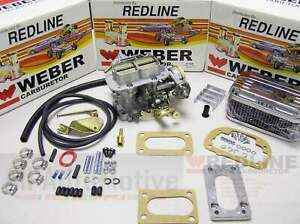 Fits 1983 1985 Nissan 720 Truck Z24 2 4 32 36 Redline Weber Conversion Kit K646
