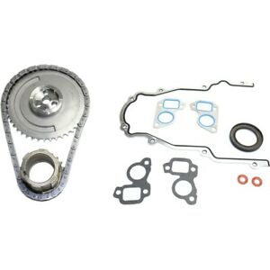 Timing Chain Kit Cover Gasket For 97 04 Gm Chevy Cadillac 4 8 5 3l 6 0l Vortec