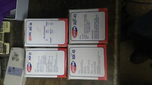Lot Of Eight Vintage Engine Oil Filters Amsoil