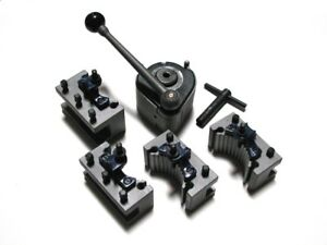 40 Position Quick Change Tool Post Holders Posts 13 20