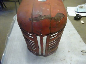 Farmall 300 Front Nose Cone And Grill