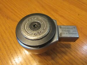 Stahlwille 735 40 X 3 4 Ratchet Head Made In Germany