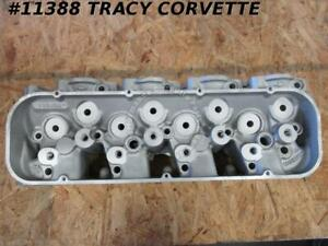 1965 1990 Chevy 10051128 Alum Bb Pro Stock High Runner Bare Semi finished Head