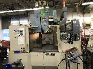 Vm5ii Okk 3 axis Cnc Vertical Machining Center 28418