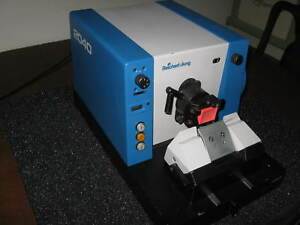 Reichert Jung leica 2040 Motorized Biocut Microtome With Knifeholder