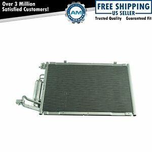 Ac Condenser A c Air Conditioning With Receiver Dryer For Ford Fiesta New
