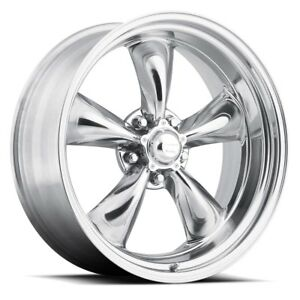 For Ford Mustang 65 73 American Racing Wheels 16x7 0 5x114 3 Rims Set Of 4
