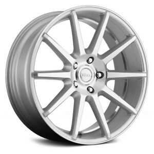 For Ford Mustang 05 18 Voxx Danza Wheels 20x9 5 40 5x114 3 Rims Set Of 4