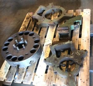Lodge And Shipley Tooling From 18 Answer Lathe