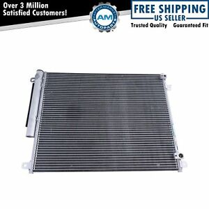 Ac A C Air Conditioning Condenser With Receiver Drier For Honda Civic 2 0l New