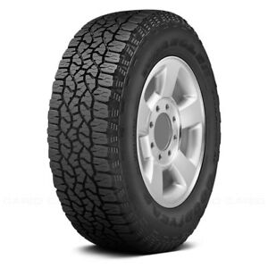 Goodyear Tire Lt265 75r16 R Wrangler Trailrunner At W Outlined White Lettering