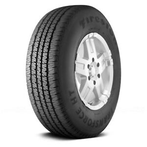 Firestone Tire Lt 265 75r 16 123r Transforce Ht All Season All Terrain