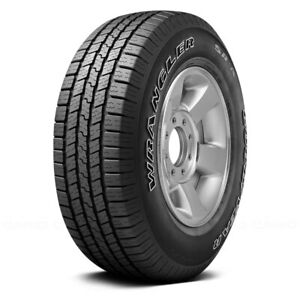 Goodyear Tire P265 75r16 S Wrangler Sr A W Outlined White Lettering