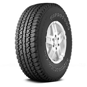 Firestone Tire P265 75r16 T Destination A t W Outlined White Lettering