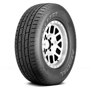 General Tire 245 65r17 107t Grabber Hts60 W Outlined Lettering Performance