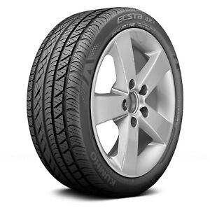 Kumho Tire 235 50r17 W Ecsta 4x Ii All Season