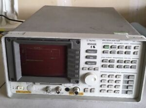Agilent 8594e Spectrum Analyzer W opt 041 053 140 301 Free Shipping