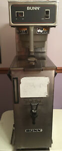 Bunn Tu3 Commercial Iced Tea Brewer Maker 120v Tea Dispenser Iced Coffee works