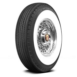 Coker Tire 700303 American Classic 2 3 4 Inch Whitewall 195 90r15 S