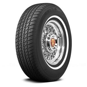 Coker Tire 700409 Maxxis 3 4 Inch Whitewall P205 70r15 S