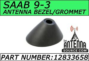 New Antenna Base Cover 2004 2011 Fits Saab 9 3 Convertible 12833658