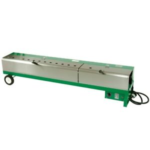 Greenlee 847 1 2 6 Electric Pvc Heater bender non motorized