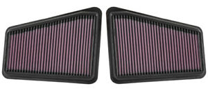 K n 33 5067 And 33 5068 Replacement Air Filter Fits 2018 Kia Stinger 3 3l V6