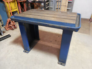 Powermatic Drill Press Table Clausing Slotted Machine Base Delta Rockwell