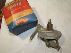 19511952 1953 Chrysler Desoto Electric Carburetor Dashpot Nos 1404610