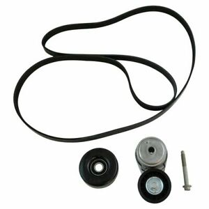 Gates Serpentine Accessory Belt Drive Component Kit For Buick Chevy Gmc Olds New