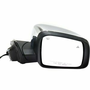 Power Mirror For 2011 2018 Jeep Grand Cherokee Right Side Power Folding Heated