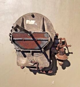 Autolite 1967 1968 Oem Motorcraft C9tfj 2100 Carburetor Ford Muscle Car