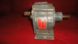 Dayton Gear Reducer Model 4z503 Ratio 13 To 1 Output Toque 175 In Lb
