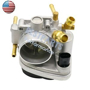 Throttle Body Assembly For Chevrolet Opel Vectra Zafira Saturn Astra 1 8l 08 09