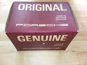 Porsche 911 T E S Rs Mfi Weber Zenith Carburator Air Cleaner Nos West Germany