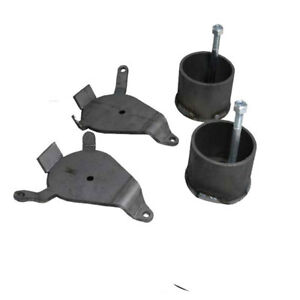 B Air Bag Brackets Chevy Front Suspension S10 Gmc S15 Air Ride Cups Lowered