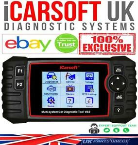 Icarsoft Vol V2 0 Professional Diagnostic Scan Tool For Volvo Icarsoft Uk