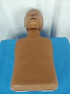 Laerdal Little Anne Junior Dark Skin Child Cpr Mannequin Ems Emt First Aid 2