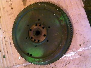 Oliver 77 Rowcrop Tractor Engine Motor Flywheel Ring Gear